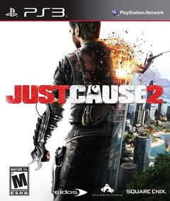 Combo Twisted Metal + Just Cause 2 - comprar online