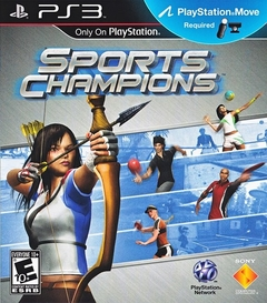 Combo Sports Champions 1 Y 2 Ps3