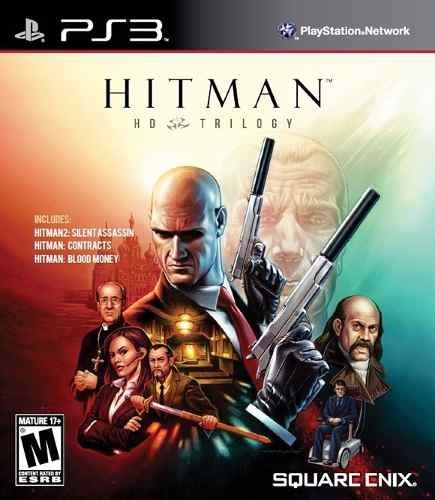 Combo Hitman Trilogy + DMC HD Collection + Sniper ghost Warrior 2
