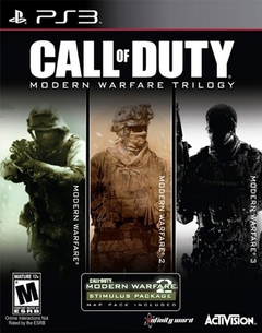 Call Of Duty: Modern Warfare Bundle Ps3
