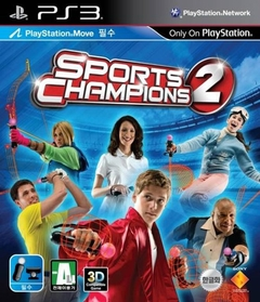Combo Sports Champions 1 Y 2 Ps3 - comprar online