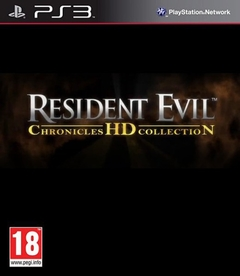 Resident Evil: Chronicles Hd Collection Ps3