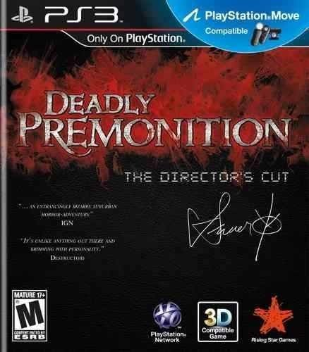 Deadly Premonition Director's Cut: Ultimate Edition