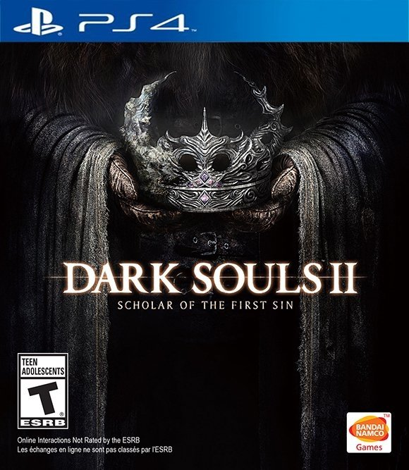 Dark Souls 2: Scholar of the First Sin PS4