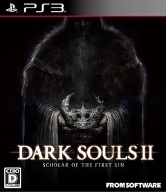 Dark Souls 2: Scholar of the First Sin PS3