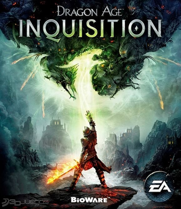 Dragon Age: Inquisition Deluxe Edition PS4