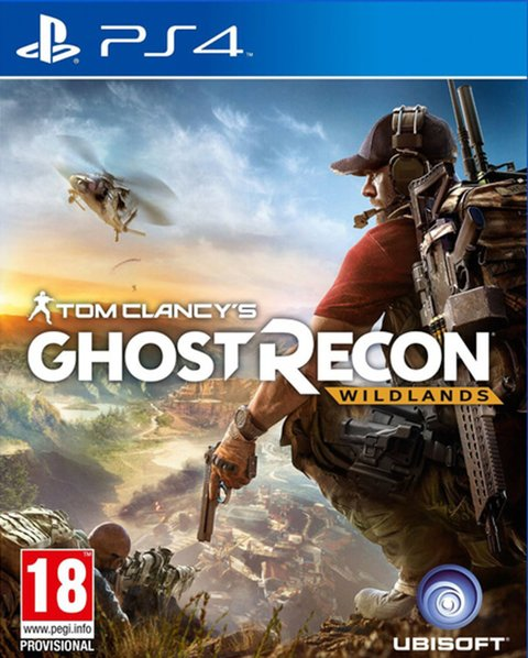 Alquiler Ghost Recon Wildlands