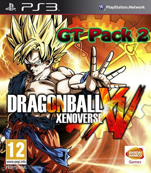 Dragon Ball Xenoverse: GT Pack 2