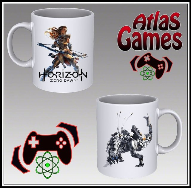 Taza Horizon Zero Dawn