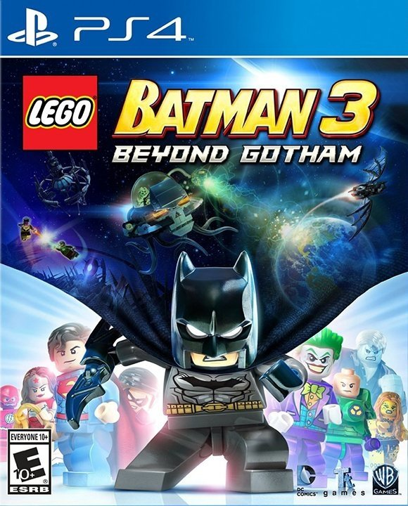 LEGO Batman 3: Beyond Gotham PS4 - comprar online