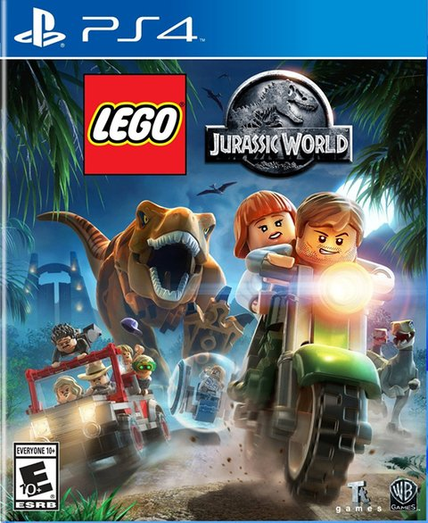 LEGO: Jurassic World PS4 - comprar online
