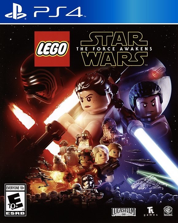LEGO Star Wars: The Force Awakens PS4 - comprar online