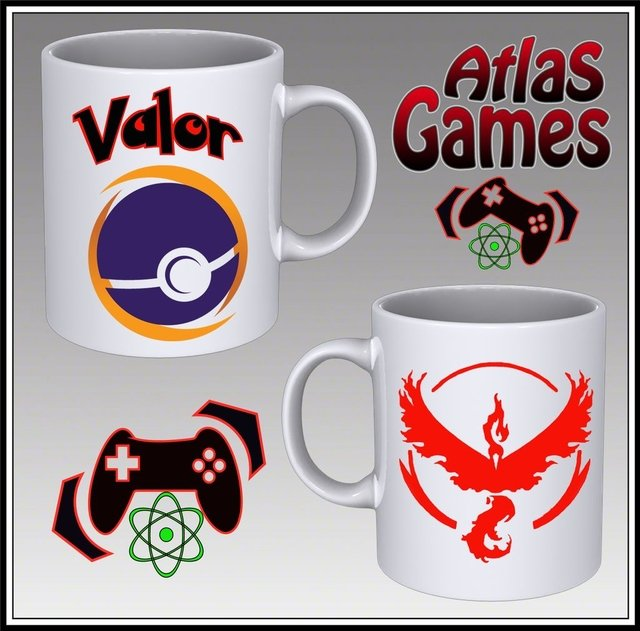 Taza Pokemon GO en internet