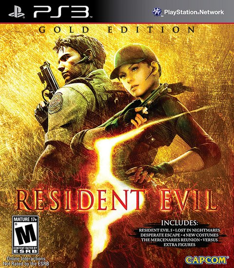 Resident Evil 5 : Gold Edition