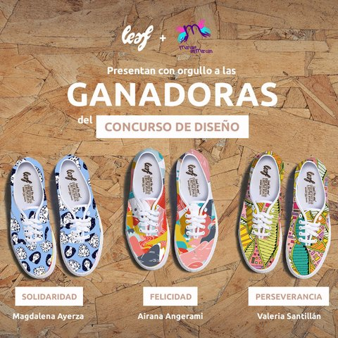 Solidaridad - LEAF Eco-Shoes