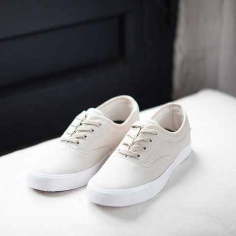 Navy Beige - LEAF Eco-Shoes