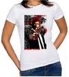 Camiseta Baby Look Feminina Pulp Fiction Ezekiel