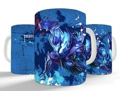 Caneca League Of Legends Draven