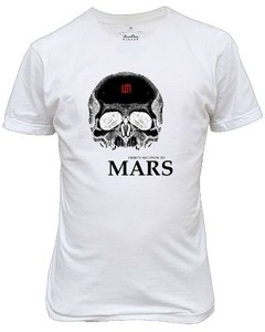 Camiseta Ou  Baby Look 30 Seconds To Mars Rock
