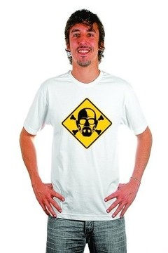 Camiseta Breaking Bad Walter White - I'm Danger