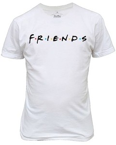 Camiseta Friends Personalizada Série De Tv