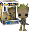 Funko Pop Infinity War Groot Teen 293 - Pop Vinyl Marvel