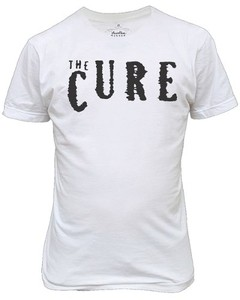 Camiseta Banda De Rock The Cure Personalizada