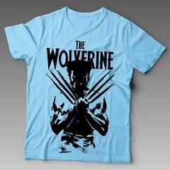 Camiseta The Wolverine Logan X Men Vingadores Personalizada