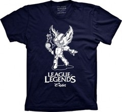 Camiseta LEAGUE OF LEGENDS ZIGGS