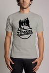 Camiseta The Strokes Banda De Rock Personalizada