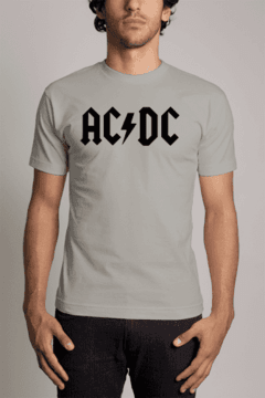 Camiseta Banda AC DC Rock n' Roll