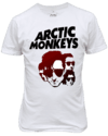 Camiseta Arctic Monkeys Banda de rock N' Roll Musica