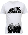 Camiseta Arctic Monkeys