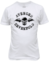Camiseta Avenged  Sevenfold Banda de rock N' Roll