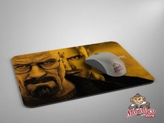 Mouse pad Breaking Bad - A quimica do mal