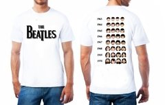 Camiseta The Beatles Rock n' roll VII