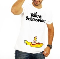 Camiseta The Beatles Rock n' roll Yellow Submarine