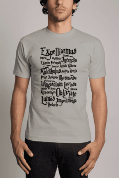 Camiseta Harry Potter expelliarmus