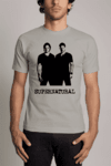 Camiseta Supernatural - Sobrenatural Dean and Sam