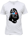 Camiseta Star Wars Darth Vader 3D