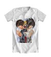 Camiseta Branca - Death Note