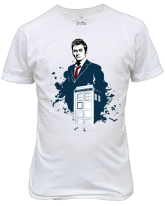 Camiseta Doctor Who - comprar online