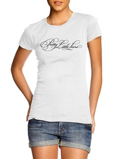 Camiseta Feminina - Pretty Little Liars PLL