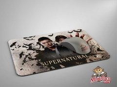 Mouse pad Supernatural Dean And Sam Winchester Bros