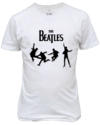 Camiseta The Beatles Banda de Rock