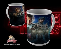 Caneca Stranger Things Serie