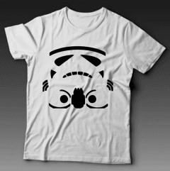 Camiseta Star Wars - Storm Troopers