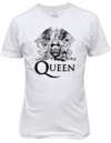 Camiseta Banda de Rock n' Roll Queen