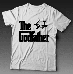 Camiseta The Godfather - O Poderoso Chefão