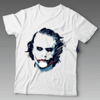 Camiseta Coringa The Joker Heath Ledger